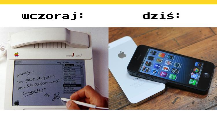 """Iphone"" 1983 - Iphone 2010"