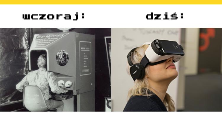 Sensorama 1956 - Samsung Oculus 2015 (by Trzyoka/Reyman)
