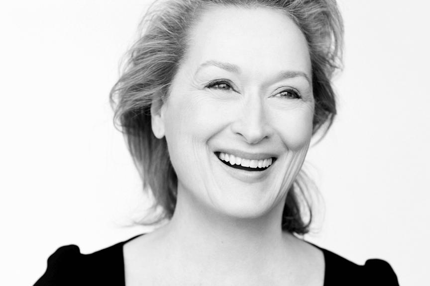 Brigitte Lacombe, Meryl Streep, New York, NY, 2011