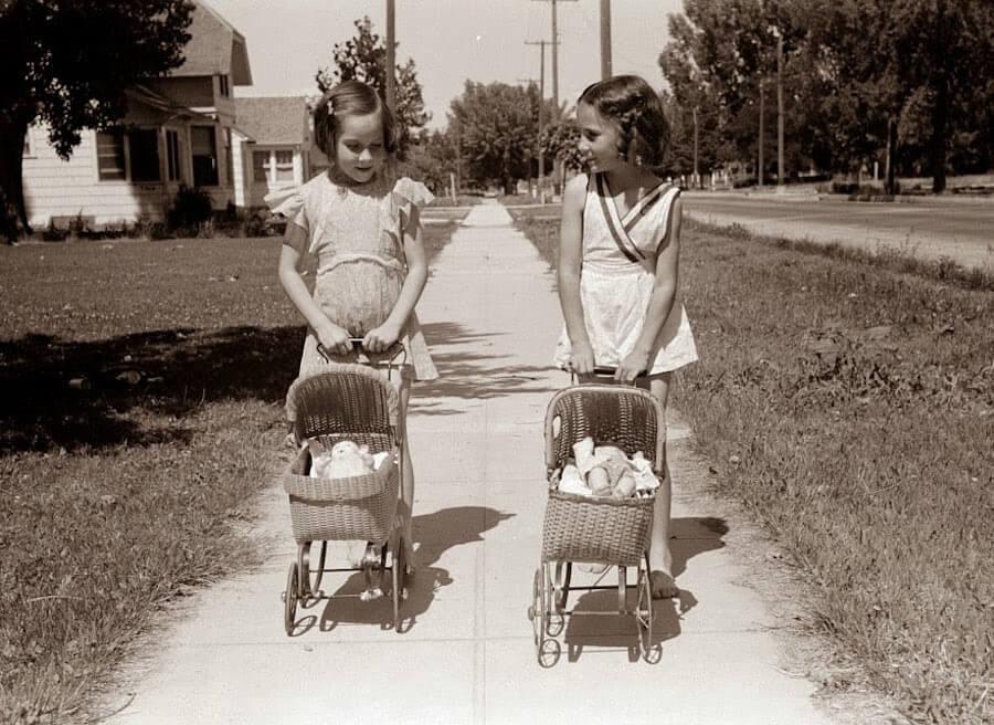 1941r., Caldwell Idaho