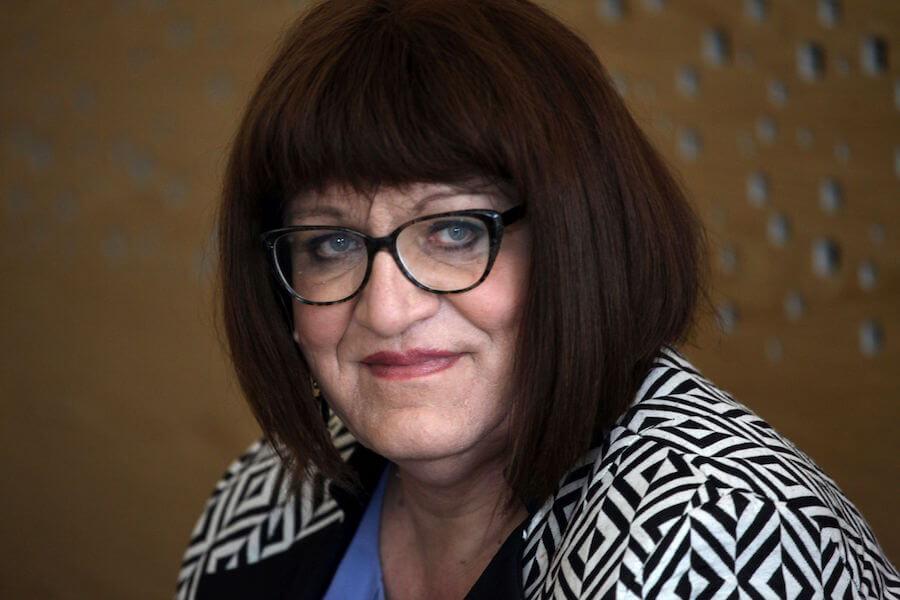 Anna Grodzka (fot. Sławomir Kamiński / Agencja Gazeta)