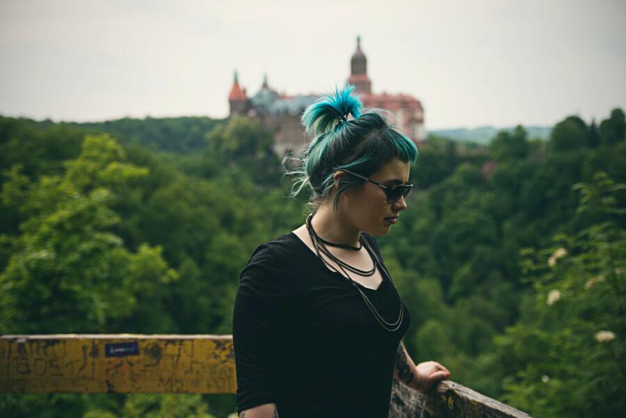 Hakierka w Wałbrzychu by Reyman